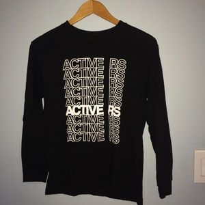 Active Ride Shop Men's Long Sleeve Shirt
